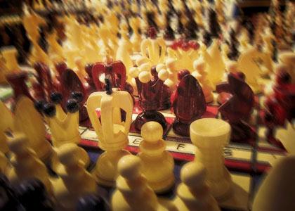 fokus, momentum, kaos, tänka klart