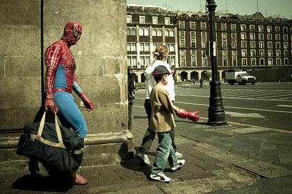 Superhjälte, egenskaper