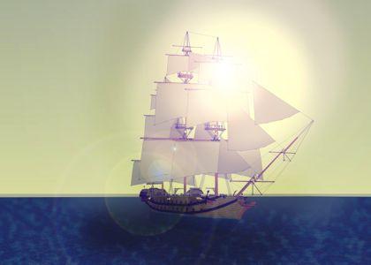 kreativitet, bränn skeppen, idé, mål, målsättning