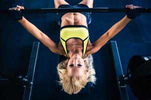 bänkpress öka vikt viktnedgång