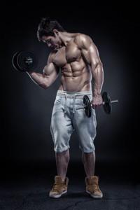 hantlar biceps övning armar
