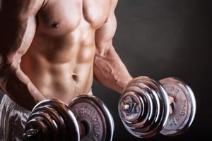 hantlar - övningar med fria vikter