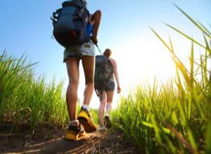 Vandringsskor, trail-löpning