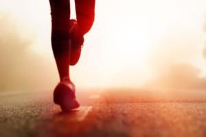 löpning jogga