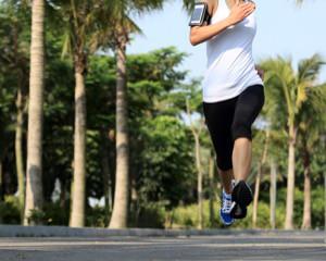 löpning gå ner i vikt