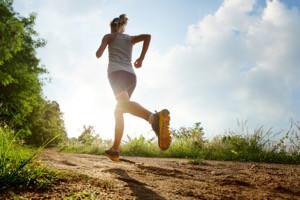 terränglöpning trail-löpning