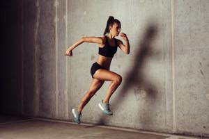 jogga springa löpning