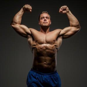 bygga muskler Lumberjack
