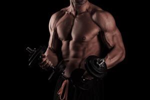 bygga muskler bli stor snabbt