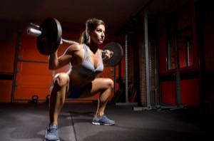 Squats excentrisk träning