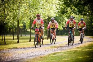 Cykling kvinnor 50 år träningsprogram
