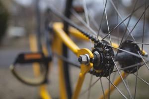 Liggande cykel