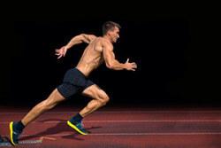 löpning sprint