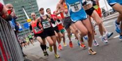 maraton löpning