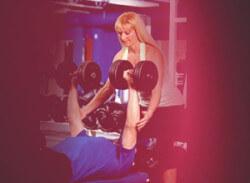 personlig tränare fitnesstränare