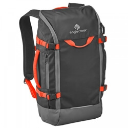 Test av ryggsäcken Eagle Creek No Matter What Top Load Backpack