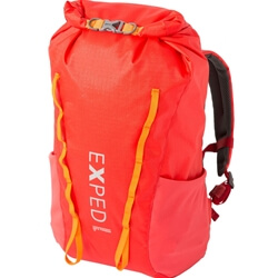 Test av ryggsäcken Exped Kids Typhoon 12
