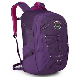 Test av ryggsäcken Osprey Questa 27