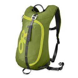 Test av vätskeryggsäcken Outdoor Research Hoist Pack
