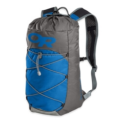 Test av ryggsäcken Outdoor Research Isolation Pack