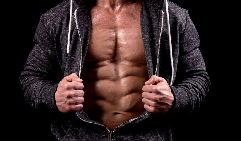 Kan man få magmuskler av chin-ups?